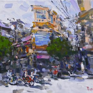 hanoi-street-scene-ii