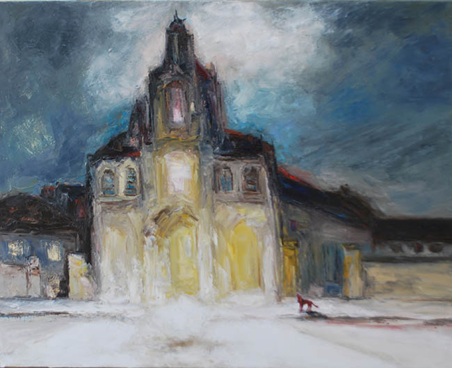 Exhibition nguyen art gallery - Appartement renove hanoi hung manh tran ...