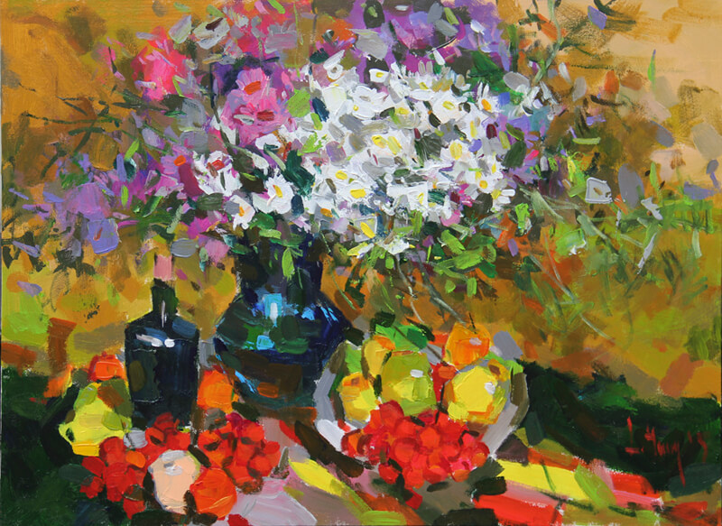 60 x80 Le Huong Vietnam Art Gallery