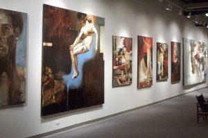 Art Exhibition Sparks Class Reunion