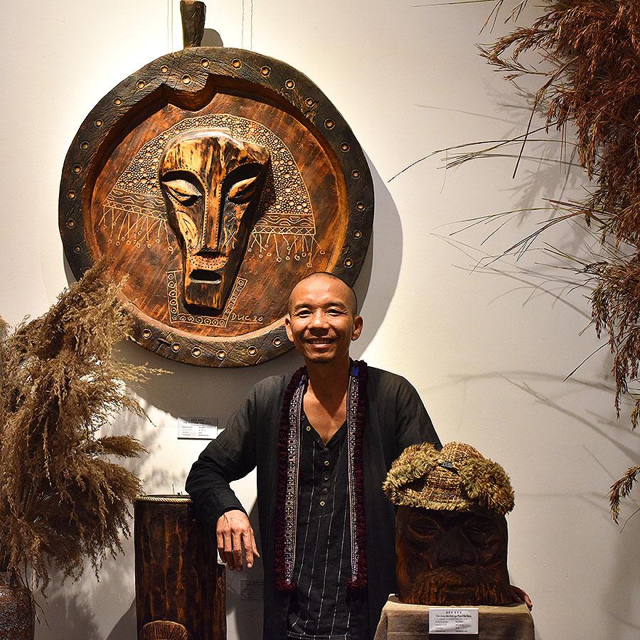 Artist - Chu Viet Cuong