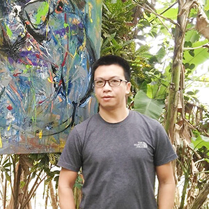 Artist - Nguyen Hien