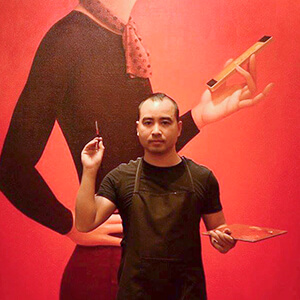 Artist - Nguyen Khac Chinh