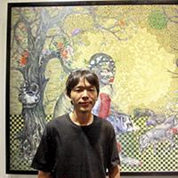 Artist Pham Tuan Tu