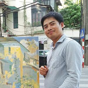 Artist - Trinh Lien