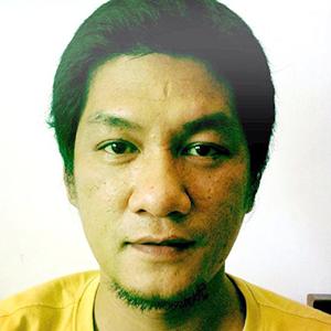 Artist Truong Thien