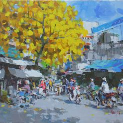 Autumn in Hanoi, Vietnam Artworks
