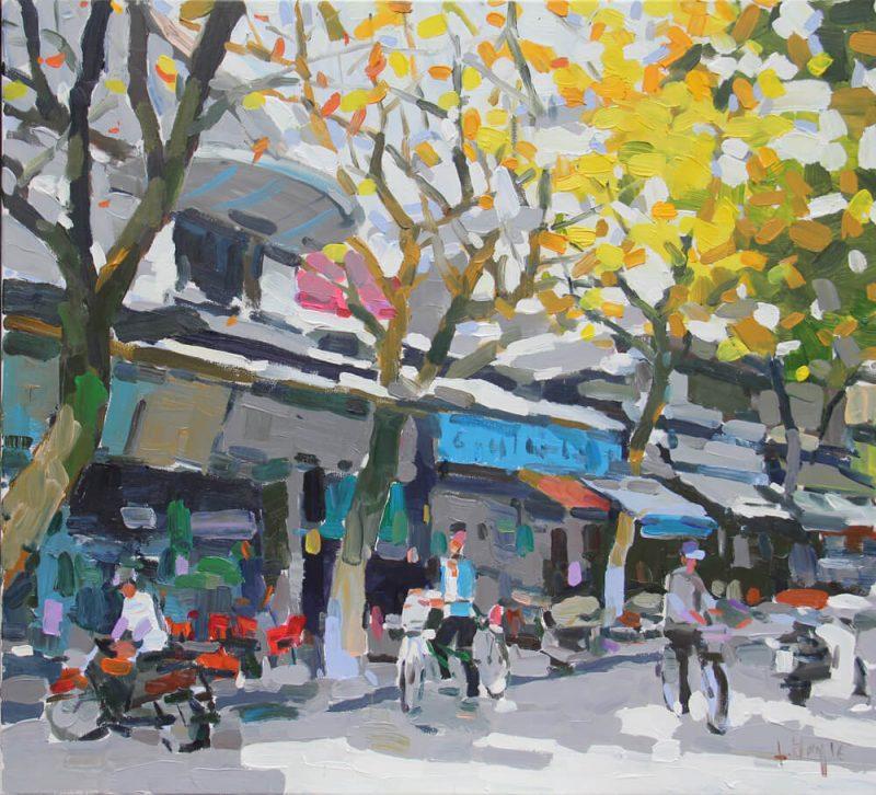 Autumn in sunshine 5.1.17, Vietnam Galleries