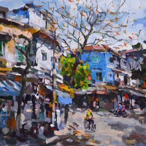 Autumn is coming, Best Art Gallery in Hanoi