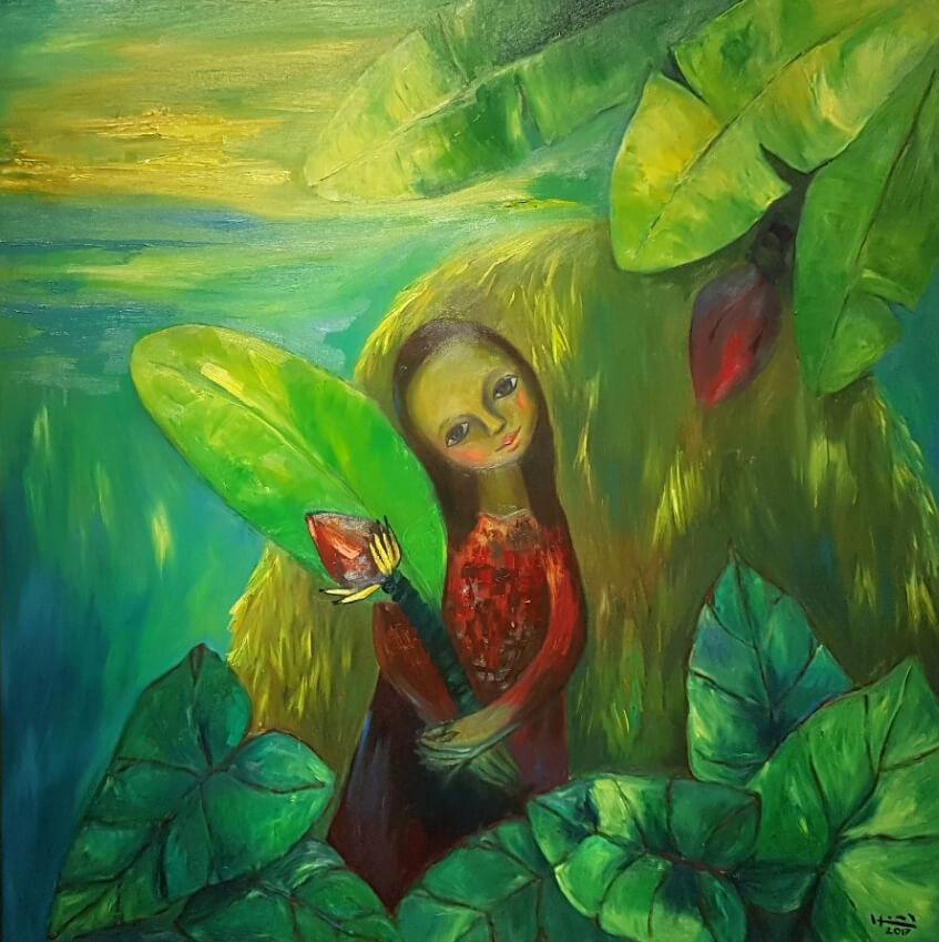 Bình Yên, Vietnam Artists