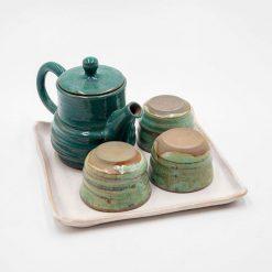 Baby Natalia Tea Pot and Cups