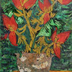 Banana flower, Vietnam Art Gallery