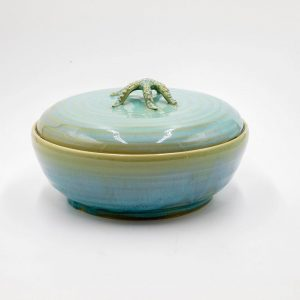 Beheaven Blue Pottery Big Bowl