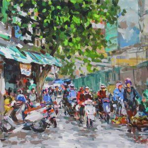 Cao Thang Street 2, Art Gallery in Hanoi