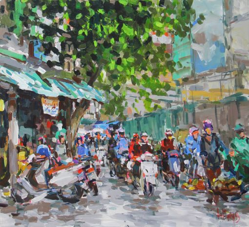 Cao Thang Street 2, Art Gallery in Hanoi
