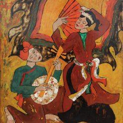 Cheo Dance and Sing, Vietnam ArtistsCheo Dance and Sing, Vietnam Artists