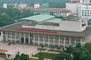 Culture Palace In Hanoi