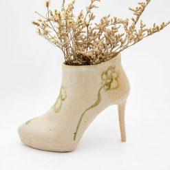 Decorative Boot-shaped Jar