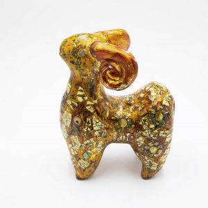 Decorative Goat Sculpture 1