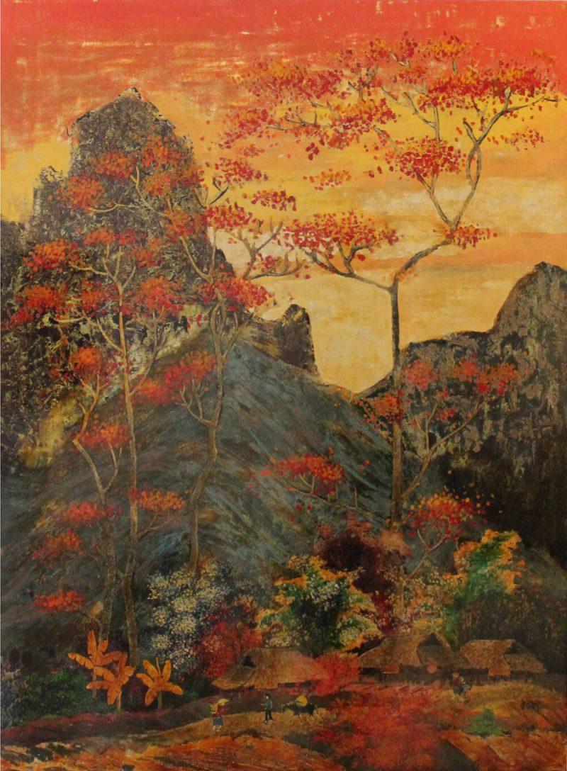Dong Van Landcape, Best Art Gallery in Hanoi