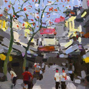Early Winter, Best Vietnam Paintings