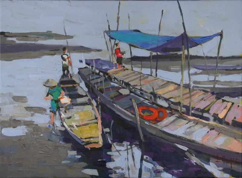 Earning in living, Vietnam Art Gallery