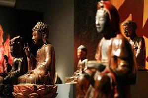 Exhibition Reveals Links Between Buddhism, Vietnamese