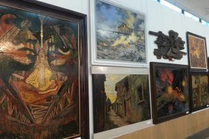 Fine Arts Project Paints Pretty Picture For Sweden, VN Ties