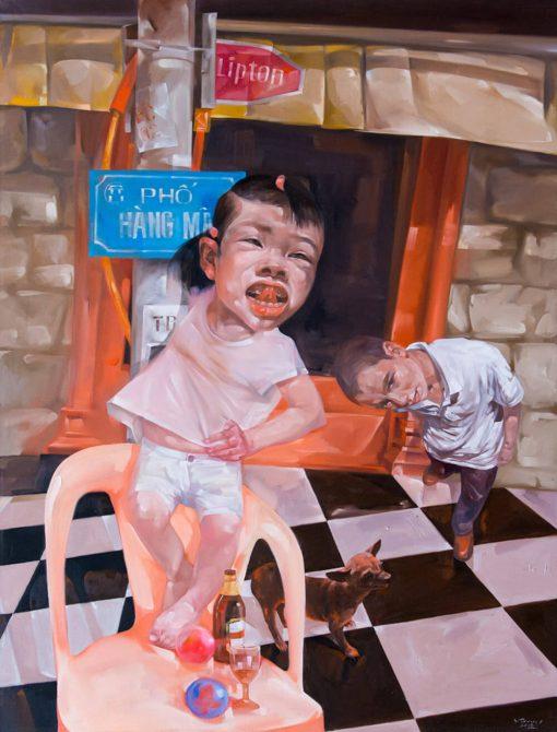 Front Street House, Art Gallery in Hanoi