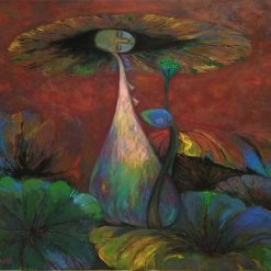 Giac mo nang sen, Artworks in Vietnam