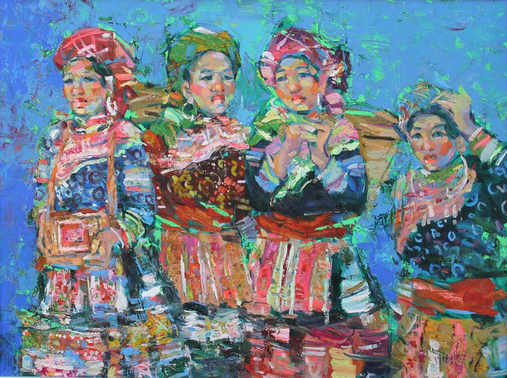 HMong in the market