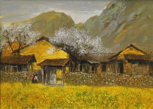 Ha Giang landscape