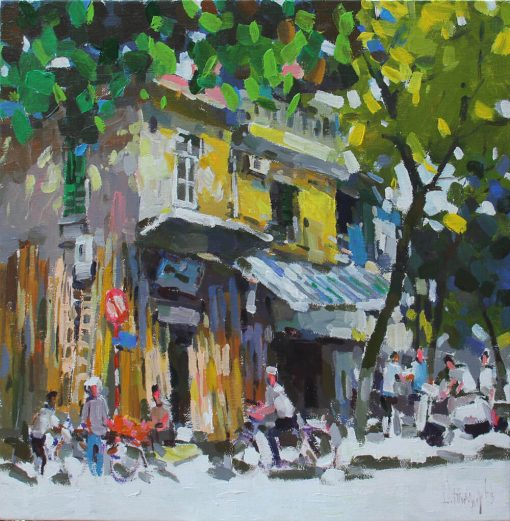 Hang Tre Street, Vietnam Artworks