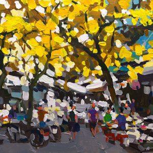 Hanoi Autumn, Vietnam Artists