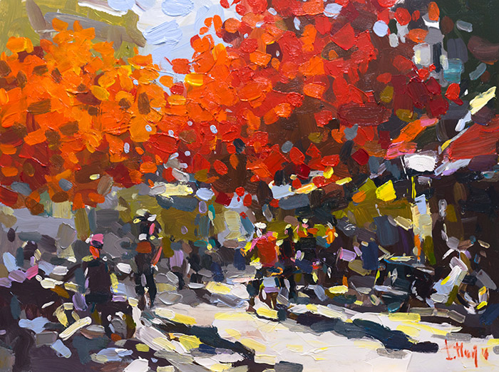 Hanoi Hot Summer, Vietnam Artists