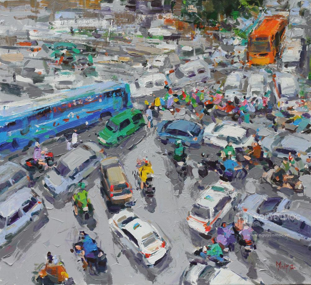 Hanoi Rush Hour IV