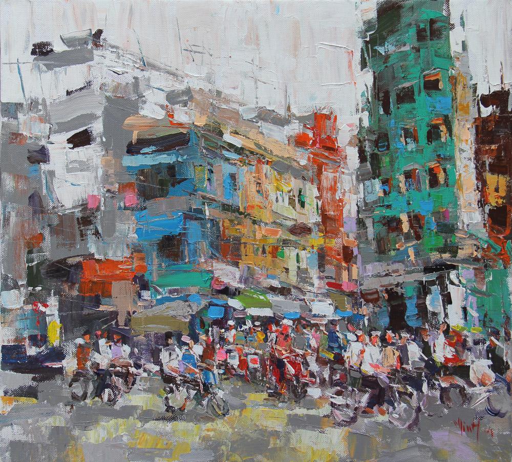 Hanoi Rush Hours