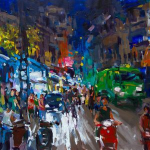 Hanoi Street Corner 2