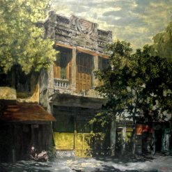 Hanoi in the fall 100x100