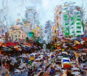 Hanoi rush hour