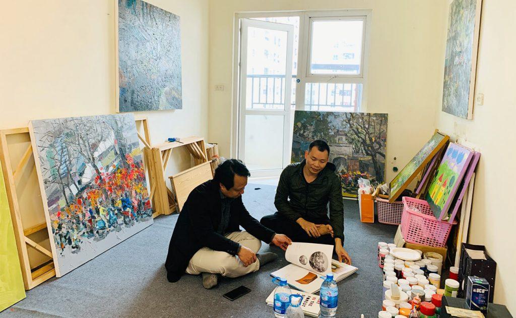 Henry Le - Owner of Nguyen Art