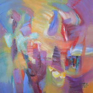 Illution II, Best Art Gallery in Hanoi