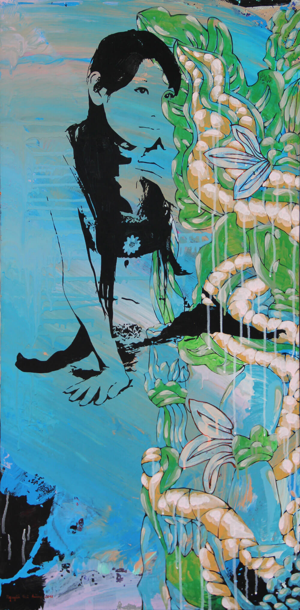 Lady 02, Vietnam Artworks