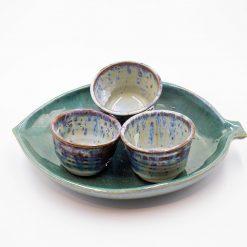 Lenora Ceramic Tea Cup Set