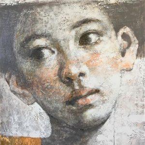 Look - artist Vu Duy Tam