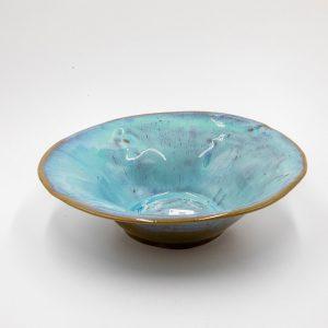 Lotus Pottery Bowl