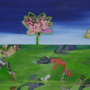 Lotus in the day 1, Vietnam Art Paintings
