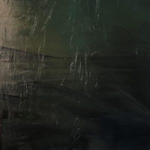 Magical Eye III - vietnamese acrylic paintings