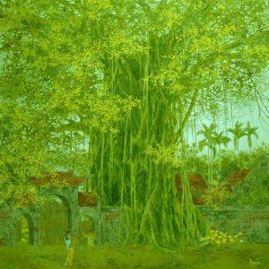 Mother Land I, Best Vietnam Art Gallery