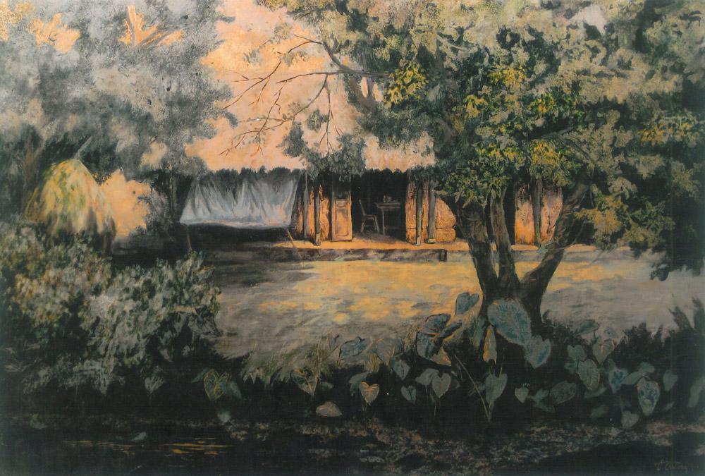 Nam Dan Homeland 80×120